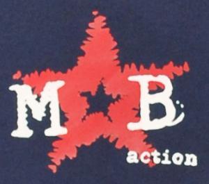 Detailansicht T-Shirt: star - navy
