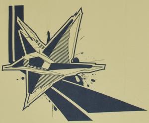 Detailansicht T-Shirt: Stern