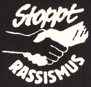 Detailansicht T-Shirt: Stoppt Rassismus
