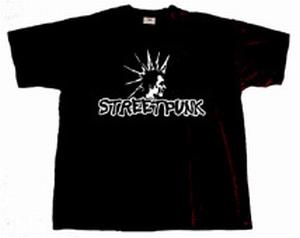 Detailansicht T-Shirt: Streetpunk