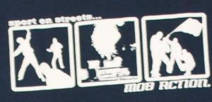 Detailansicht T-Shirt: streetsport navy