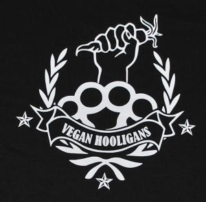 Detailansicht T-Shirt: Vegan Hooligans