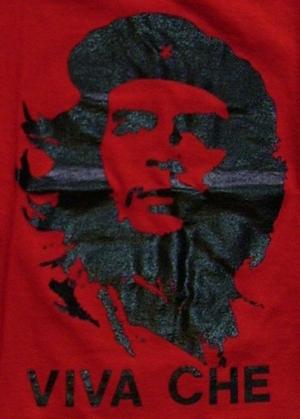 Detailansicht Girlie-Shirt: Viva Che Guevara
