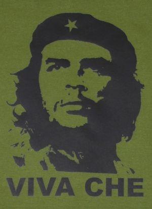 Detailansicht Fairtrade T-Shirt: Viva Che Guevara
