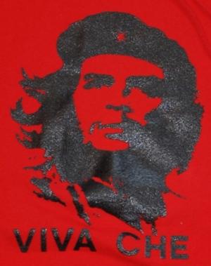 Detailansicht Kapuzen-Pullover: Viva Che Guevara