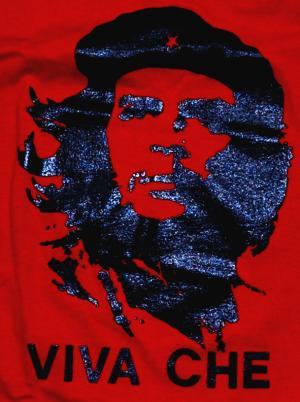 Detailansicht Longsleeve: Viva Che Guevara