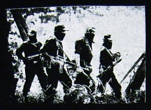 Detailansicht Girlie-Shirt: Zapatista