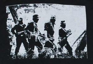 Detailansicht Kapuzen-Jacke: Zapatista