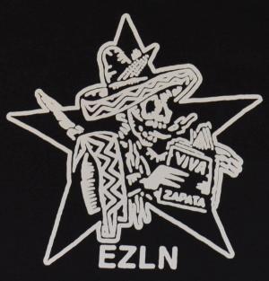 Detailansicht Woman Tanktop: Zapatistas Stern EZLN