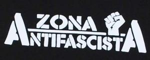 Detailansicht Longsleeve: Zona Antifascista