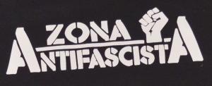 Detailansicht Fairtrade T-Shirt: Zona Antifascista