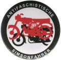 """Zum 25mm Button """"Antifaschistische Simsomfahrer"""" für 1,00 € gehen."""