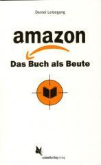 """Zum Taschenbuch """"amazon"""" von Leisegang und Daniel für 12,80 € gehen."""