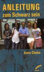 """Zum Taschenbuch """"Anleitung zum Schwarz sein"""" für 9,80 € gehen."""