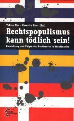 """Zum/zur  Taschenbuch """"Rechtspopulismus kann tödlich sein!"""" für 9,80 € gehen."""