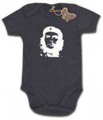"""Zum Babybody """"Che Guevara (weiß/schwarz)"""" für 9,90 € gehen."""
