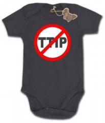"""Zum Babybody """"Stop TTIP"""" für 9,90 € gehen."""