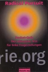 """Zum/zur  Sonstiges """"Radical Pursuit"""" für 10,00 € gehen."""
