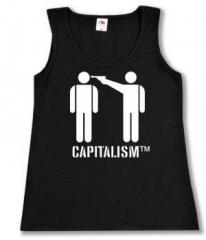 """Zum Woman Tanktop """"Capitalism [TM]"""" für 12,00 € gehen."""