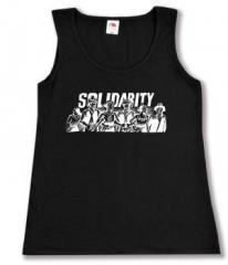 """Zum tailliertes Tanktop """"Solidarity"""" für 12,00 € gehen."""