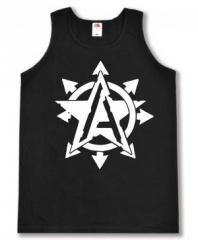"""Zum Man Tanktop """"Anarchy Star"""" für 12,00 € gehen."""