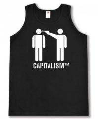 """Zum Man Tanktop """"Capitalism [TM]"""" für 12,00 € gehen."""