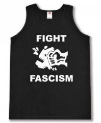 """Zum Man Tanktop """"Fight Fascism"""" für 12,00 € gehen."""