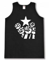 """Zum Man Tanktop """"Fist and Star"""" für 12,00 € gehen."""