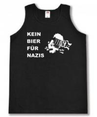 """Zum Tanktop """"Kein Bier für Nazis"""" für 12,00 € gehen."""