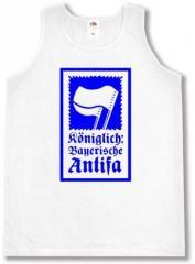 """Zum Tanktop """"Königlich Bayerische Antifa (KBA)"""" für 14,00 € gehen."""
