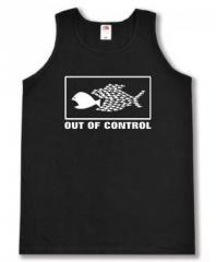 """Zum Man Tanktop """"Out of Control"""" für 12,00 € gehen."""