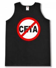 """Zum Man Tanktop """"Stop CETA"""" für 12,00 € gehen."""