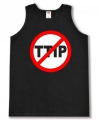 """Zum Man Tanktop """"Stop TTIP"""" für 12,00 € gehen."""