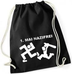 """Zum Sportbeutel """"1. Mai Nazifrei"""" für 8,00 € gehen."""