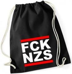 """Zum Sportbeutel """"FCK NZS"""" für 7,80 € gehen."""