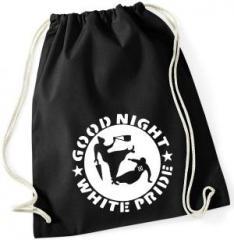"""Zum Sportbeutel """"Good Night White Pride - Oma"""" für 8,00 € gehen."""