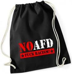 """Zum Sportbeutel """"No AFD"""" für 8,00 € gehen."""