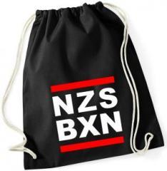 """Zum Sportbeutel """"NZS BXN"""" für 8,00 € gehen."""