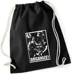 """Zum Sportbeutel """"Organize"""" für 8,00 € gehen."""