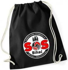 """Zum Sportbeutel """"SOS Bihac"""" für 10,00 € gehen."""