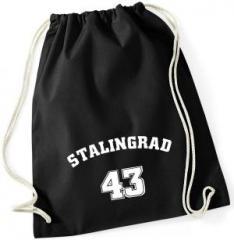 """Zum Sportbeutel """"Stalingrad 43"""" für 8,00 € gehen."""