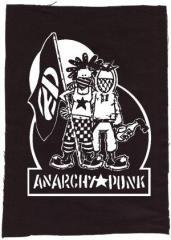"""Zum Rückenaufnäher """"Anarchy Punk"""" für 3,00 € gehen."""