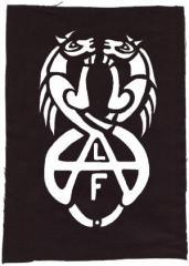 """Zum Rückenaufnäher """"Animal Liberation Front (ALF) Horses"""" für 3,00 € gehen."""
