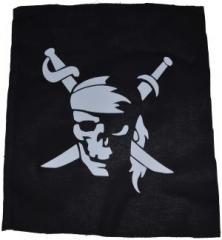 """Zum Rückenaufnäher """"Pirate"""" für 3,00 € gehen."""