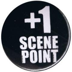 """Zum 37mm Magnet-Button """"+1 Scene Point"""" für 2,44 € gehen."""