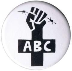 """Zum 37mm Magnet-Button """"ABC-Zeichen"""" für 2,44 € gehen."""
