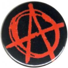 """Zum 37mm Magnet-Button """"Anarchie (rot)"""" für 2,44 € gehen."""