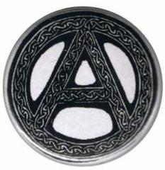 """Zum 37mm Magnet-Button """"Anarchie - Tribal"""" für 2,50 € gehen."""