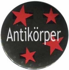 """Zum 37mm Magnet-Button """"Antikörper"""" für 2,50 € gehen."""