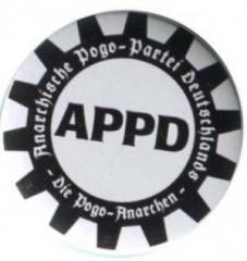 """Zum 37mm Magnet-Button """"APPD - Zahnkranz"""" für 2,50 € gehen."""